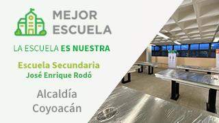 Escuela Secundaria José Enrique Rodó